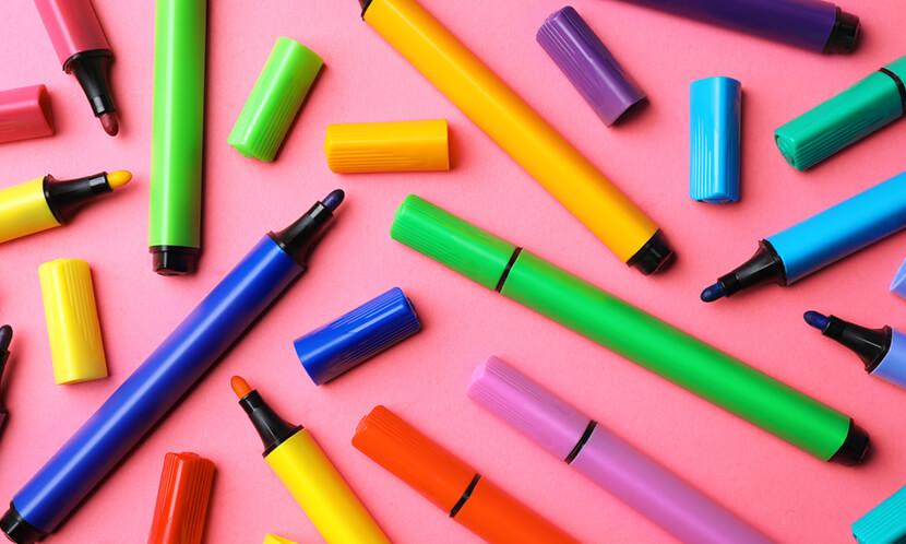 暗記しやすい色ペンは何色?勉強に適した色も紹介