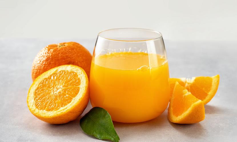 ビタミンCが入った果物ジュース