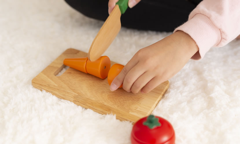 4歳から5歳は想像力を使った遊びをおすすめ