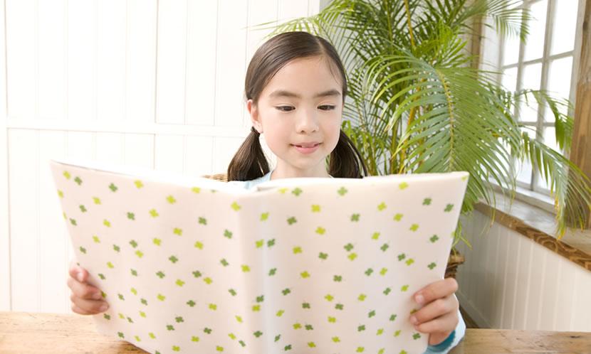 読書習慣には、自発的に本を読みたくなるようにすることが大事