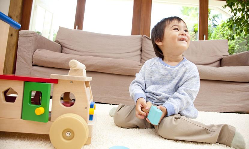 外に行きたがらない子供は、様々なことを体験させましょう