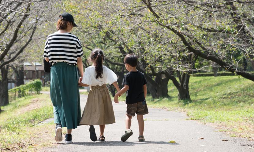 ウォーキング・散歩をして、ストレス発散と脳の活性化をはかろう