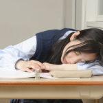 勉強中、授業中に眠い…【授業中でも可能な目が冴える眠気対策】