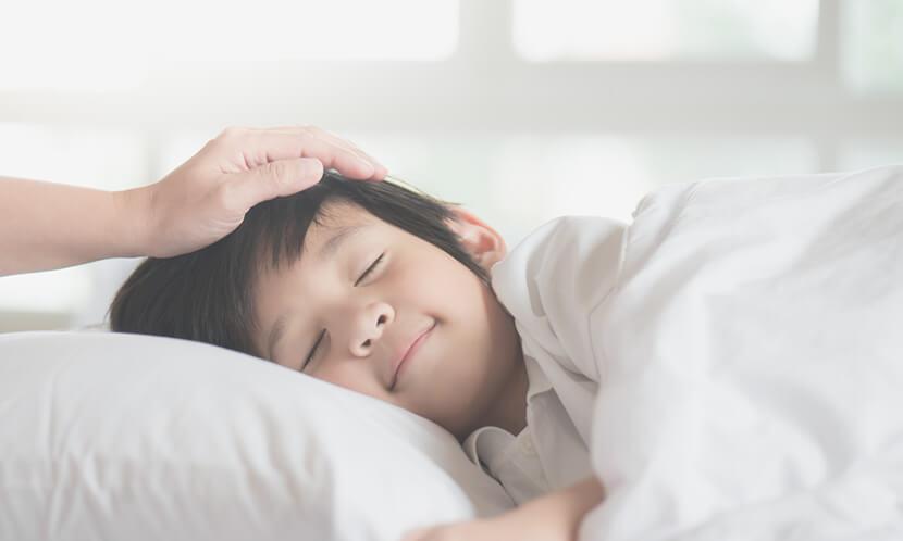 良い睡眠をとるための方法を紹介