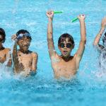子供の習い事に水泳教室(プール)が人気。メリットはアレが少なく身体を成長させられる